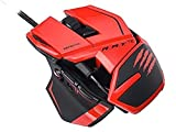 Mad Catz R.a.t. TE Tornament Edition Gaming Mouse RED Mouse