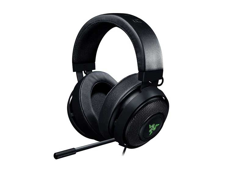 cuffie gaming surround Razer Kraken PRO V2 7.1