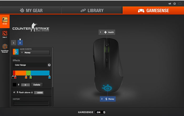 STEELSERIES RIVAL 300 RECENSIONE SOFTWARE
