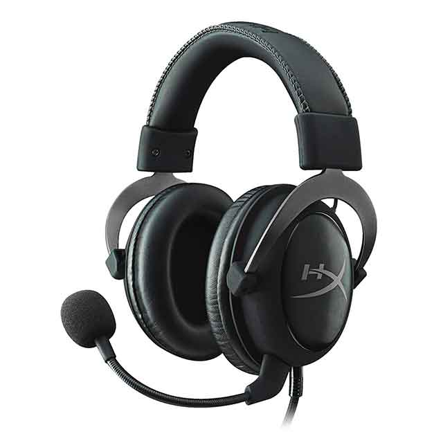 Cuffia gaming hyperx cloud 2