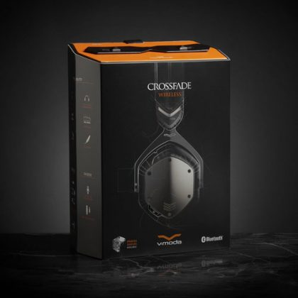 cuffie da gaming wireless vmoda crossfade m-100