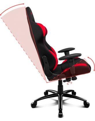 Migliori sedie gaming Nitro Dr 100
