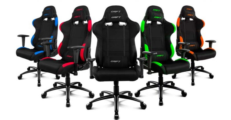 Migliori sedie gaming Nidro Dr 100