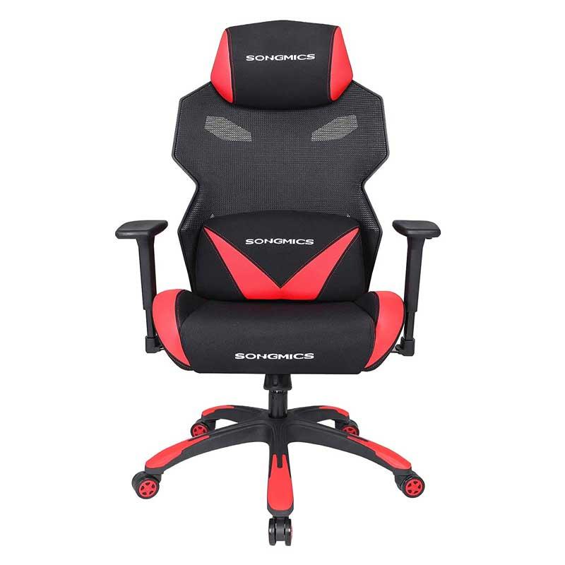 migliore sedia da gaming traspirante