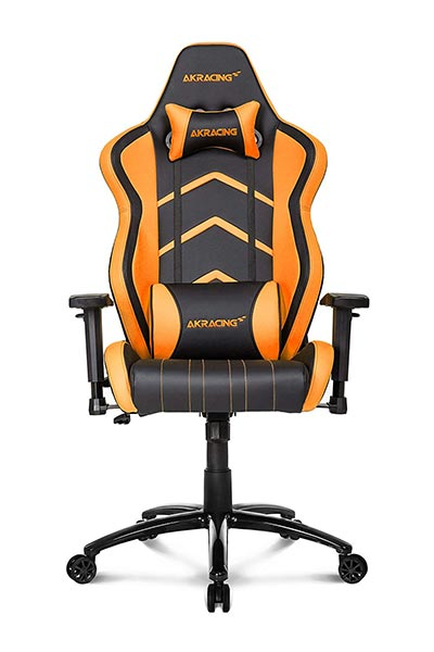 Sedia da gaming ergonomica akracing player