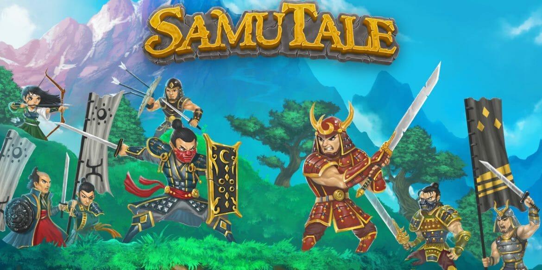 Sandbox pvp Full Loot Samu tale by Gamers Arsenal