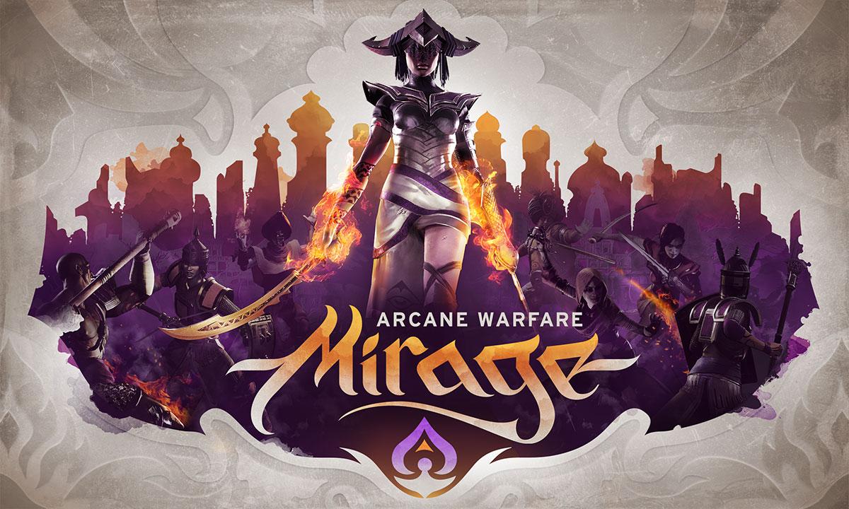 Mirage Arcane Warfare Anteprima