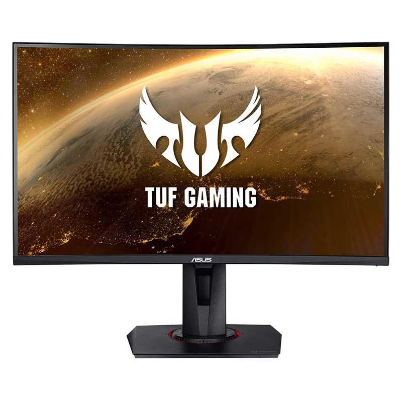 ASUS TUF Gaming VG27WQ Curved Gaming Monitor