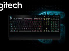 logitech g 213 tastiera meccanica