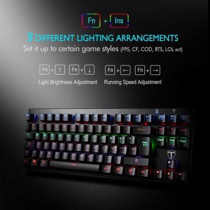 migliori tastiere da gaming economiche meccaniche