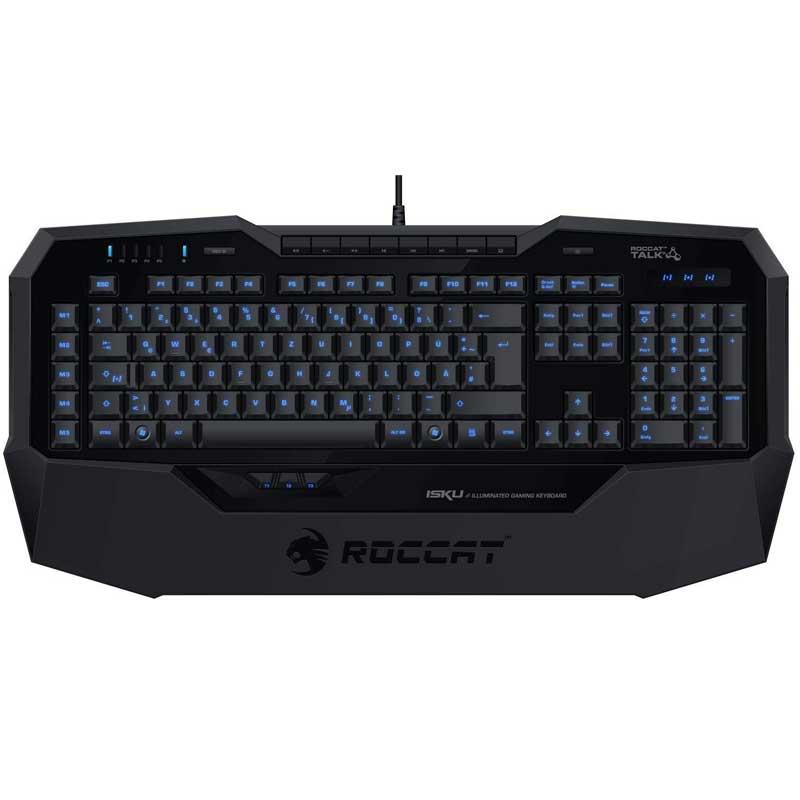 tastiera gaming economica Roccat Iksu