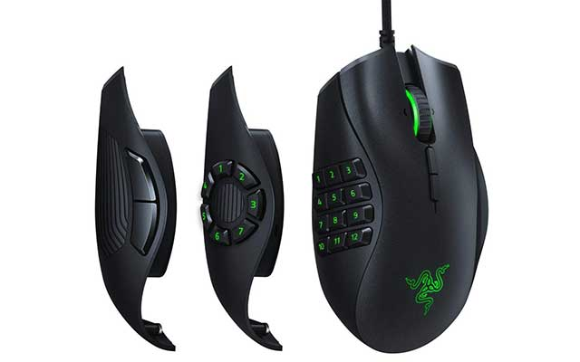 migliori mouse gaming mmo razer naga trinity