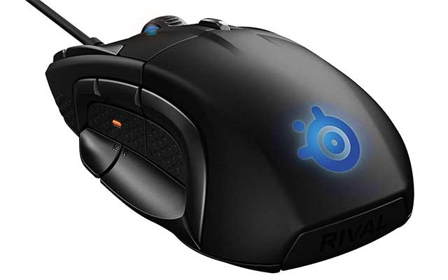migliori mouse da gaming Steelseries rival 500