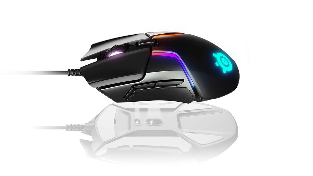 Recensione mouse da gaming Steelseries rival 600