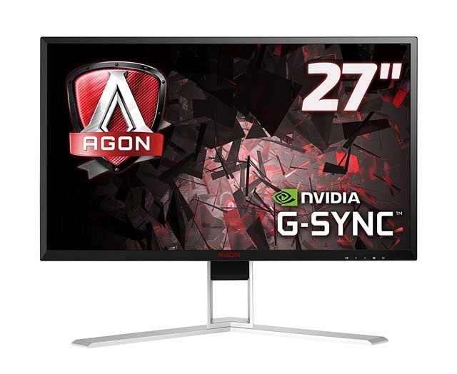 Migliore Monitor con pannello IPS di casa AOC AGON AG271QG