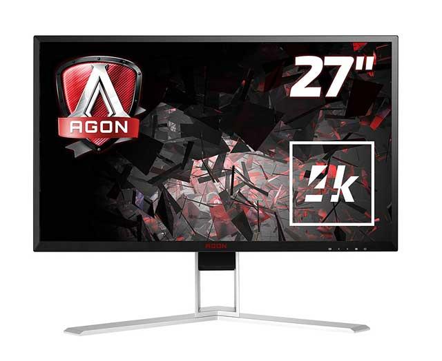 Miglior monitor da gaming 4k di AOC modello AG271UG