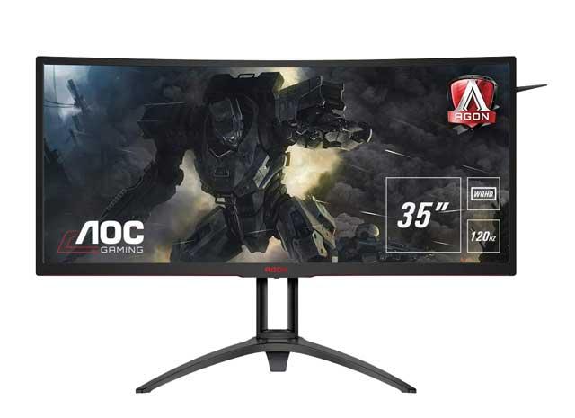 monitor aoc gaming AG352UCG6