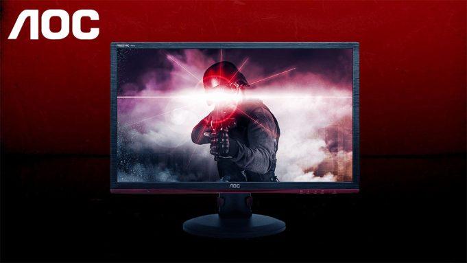 aoc G2460PF monitor gaming