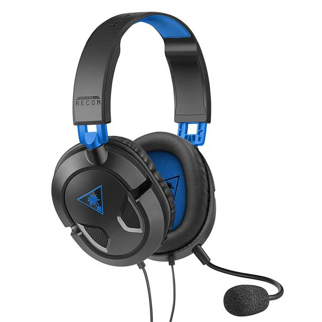 cuffie per ps4 economiche Turtle Beach Recon 50P