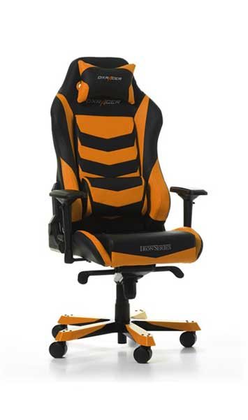 dx racer iron sedia gaming