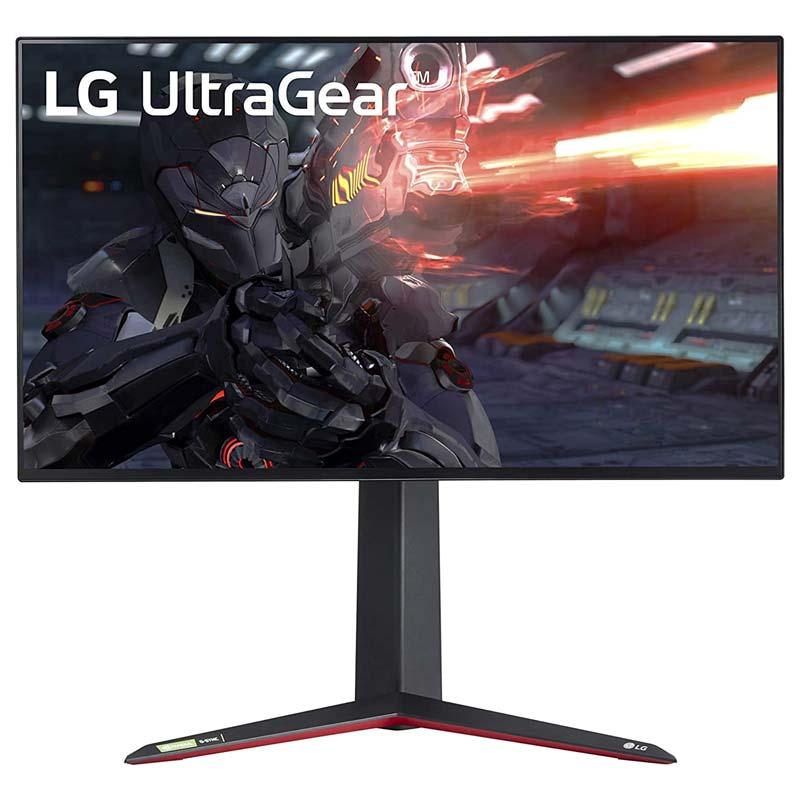 migliore monitor da gaming 4k LG 27GN950