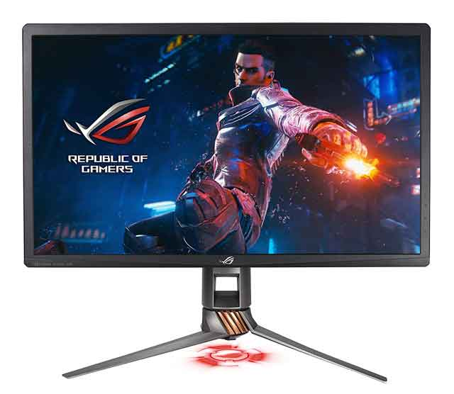 Asus PG27UQ miglior monitor gaming 4k 144hz 1ms gaming