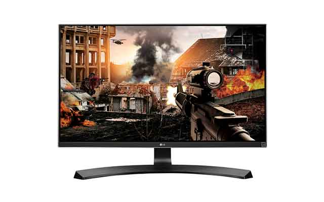 monitor 4k 27 gaming