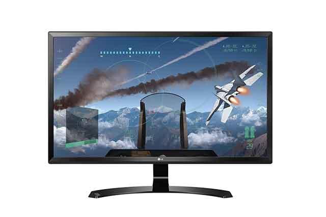 monitor pc 4k gaming lg 24UD58