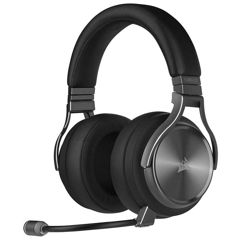 cuffie Wireless PlayStation5 Corsair Virtuoso RGB SE