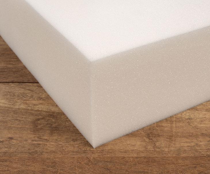 foto fi un esempio di schiuma ad alta densità utilizzato nelle sedie da gaming