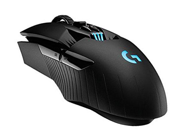 il migliore mouse senza fili gaming logitech g903 adatto ai mancini con 11 pulsanti