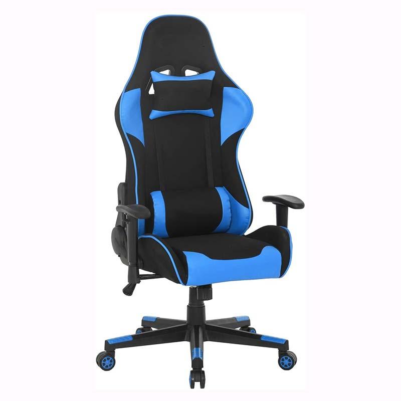 sedia da gaming economica blu 100 euro
