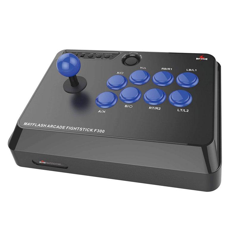 Mayflash Arcade FightStick Joystick F300 per PS4 PS3 XBOX una console Xbox 360 PC