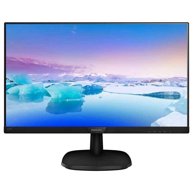 Monitor da gaming di dimensioni piccole ed economico philips colore nero dimensione 22 pollici velocità 144 hz
