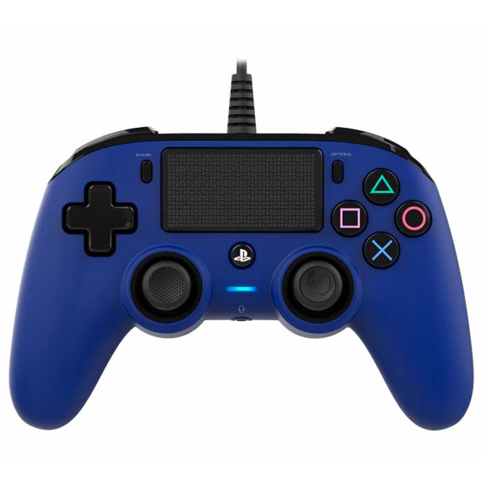 Immagine frontale del nacon compact wired ps4 controller