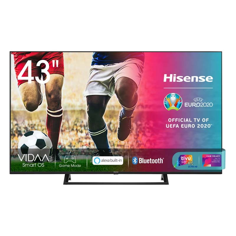 Hisense 43AE7210F Smart TV LED Ultra HD 4K 43