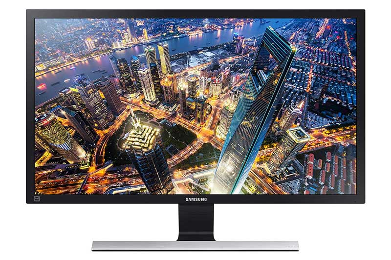 Monitor gaming 4k Samsung u288e570d