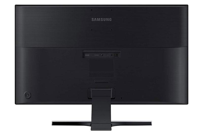 Retro del samsung u28e570D monitor 4k per giocare