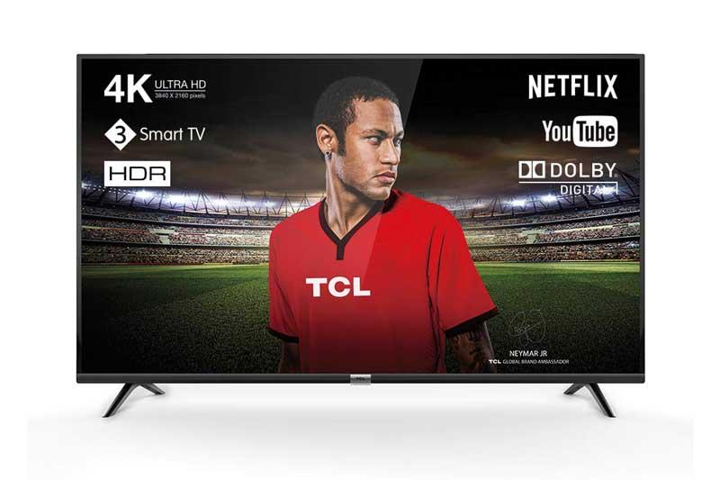 Tv per ps4 economica TCL 43