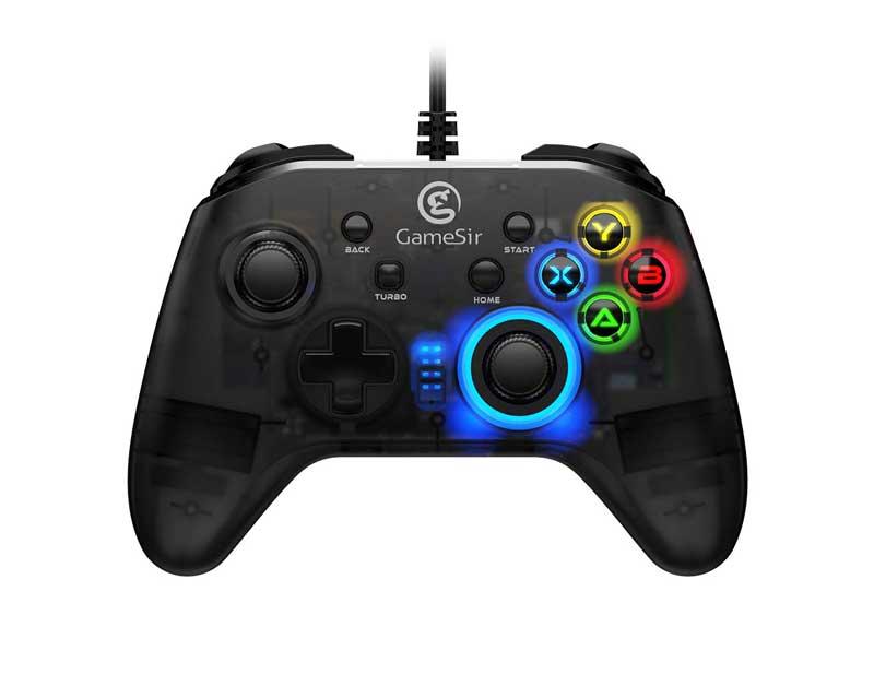 Controller per PC economico con cavo USB Gamesir
