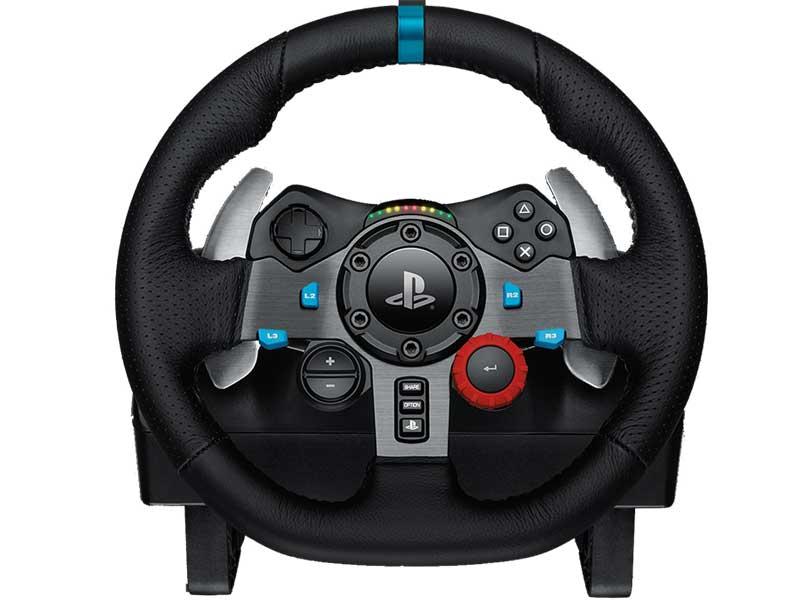 volante pc logitech