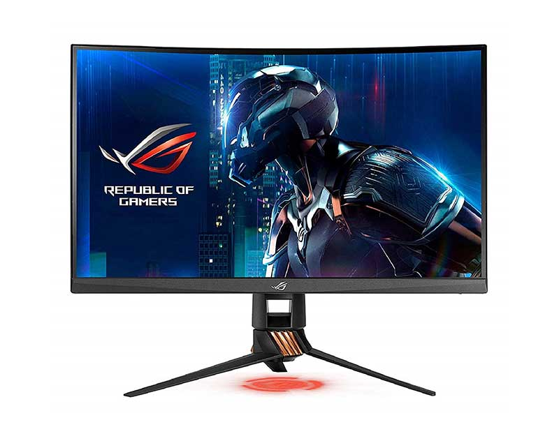 monitor g-sync 27 pollici Asus PG27VQ
