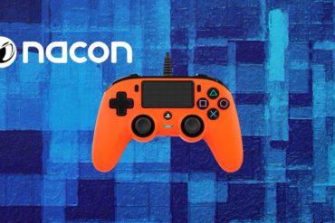 nacon compact ps4 controller recensione