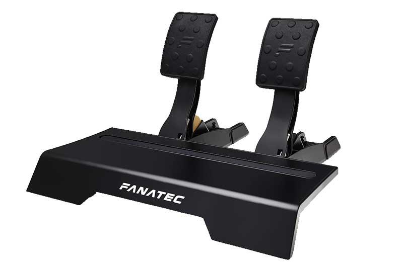 Volante con pedali Fanatec per PC