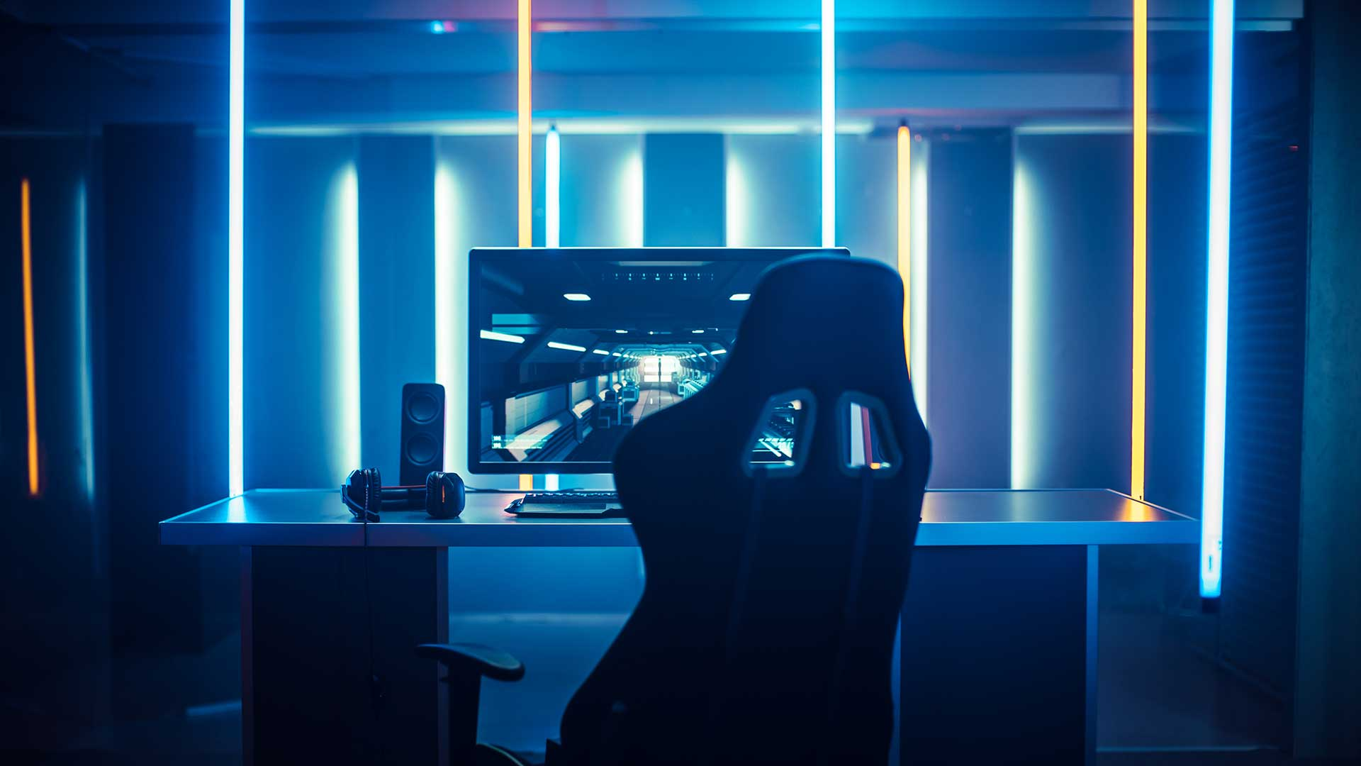 Postazione Ergonomica Per Computer postazioni gaming, guida completa alla progettazione 2019 +