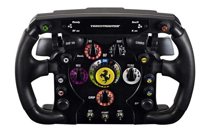 Volante ps4 F1 Thrustmaster