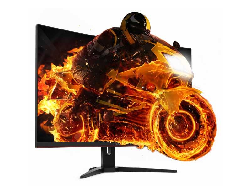 Qualità d'immagine del monitor 4k gaming AOC G26868PQU