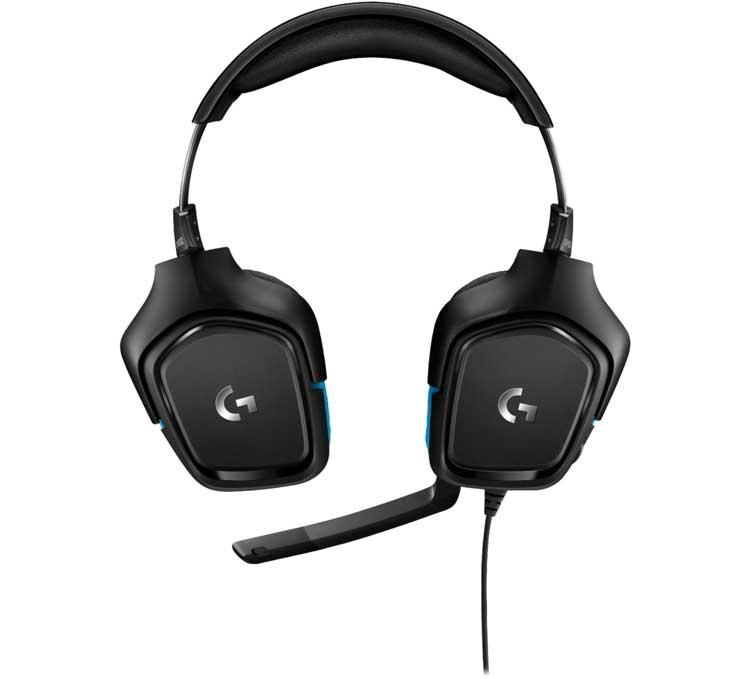 Logteich g432 recensione design