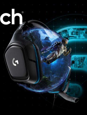 CUffie gaming Logitech G432 Recvensione