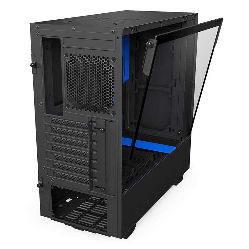 Case Gaming H500 blu
